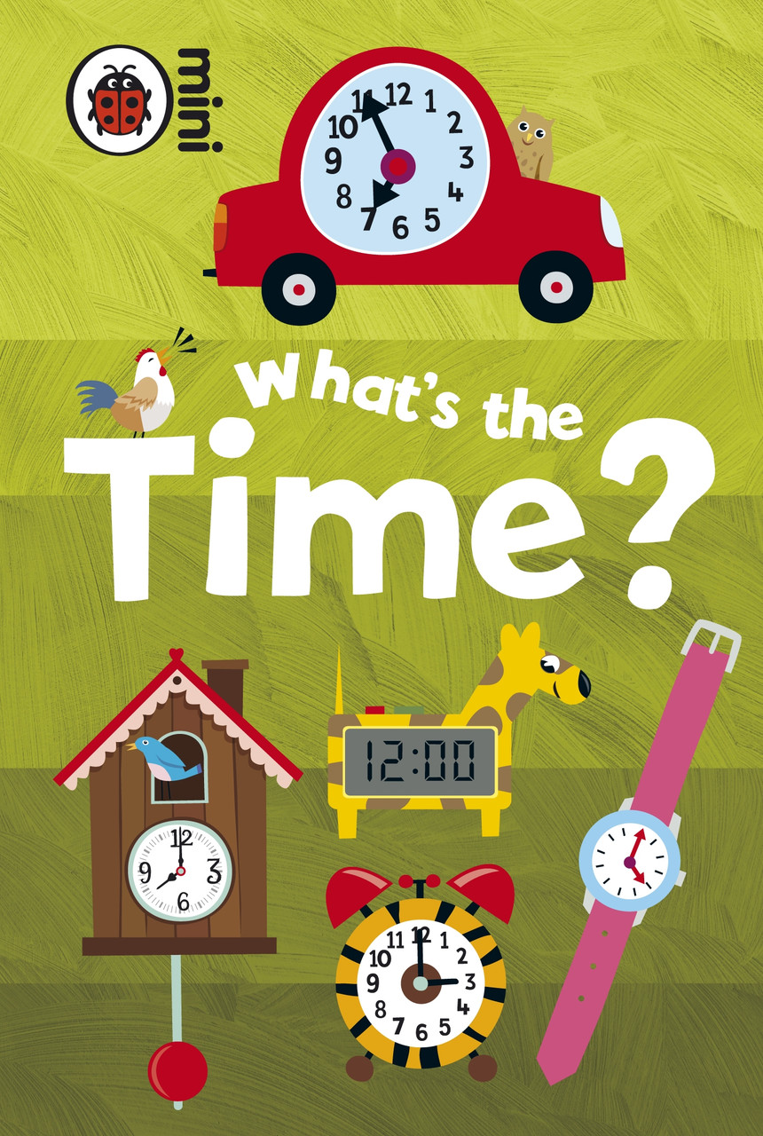 Early Learning: Whats the Time?