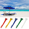 Держатель подставка для пляжного зонта Бур 39см, фото 5