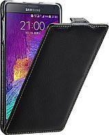 Чехол для Samsung Galaxy Note 4 N9100 - Avatti Slim flip