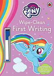 My Little Pony: Wipe-Clean First Writing