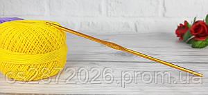 Крючок металлический для вязания №3
