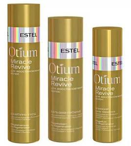 Набір для відновлення волосся Estel Professional Otium Miracle Revive 250/200/100 мл