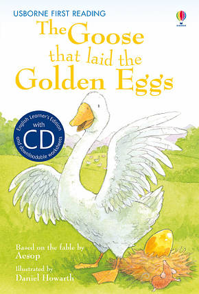 Goose that Laid the Golden Egg (+ CD), фото 2