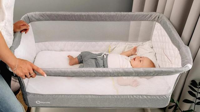 Дитячі ліжечка