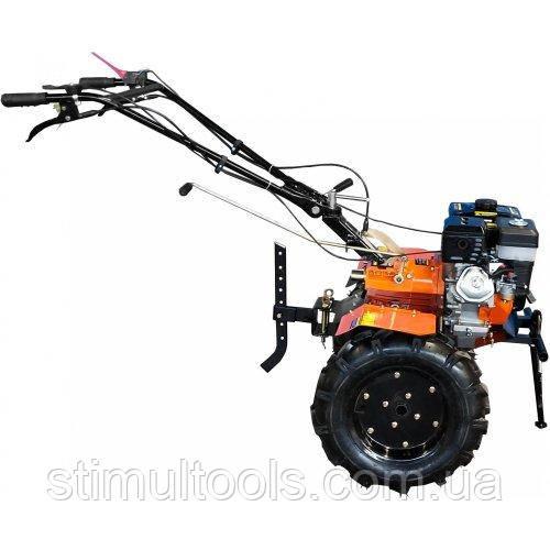 """Культиватор бензиновый Forte 1350G, колеса 12"""", 9 л.с. (оранжевый)"""