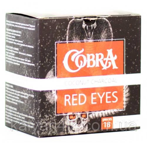 Уголь Cobra 25мм 18 Кубиков 250г