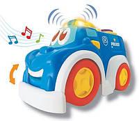 Машинка Полиция музыкальная keenway K12842