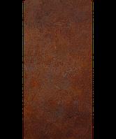 Надгробие из металла Христианство 05 Сталь Сorten 6 мм