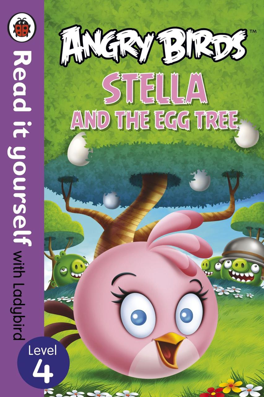 Angry Birds. Stella and the Egg Tree