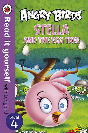 Angry Birds. Stella and the Egg Tree, фото 2