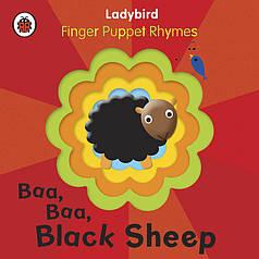Baa, Baa, Black Sheep: A Ladybird Finger Puppet Book
