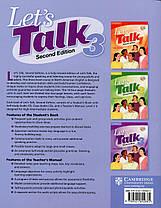 Let's Talk 3. Teacher's Book. Second Edition (+ CD-ROM), фото 2