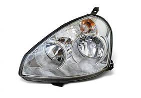 Фары основного света, элементы оптические, противотуманные фонари