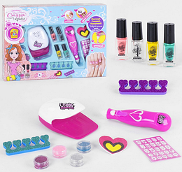 """Игрушечная косметика для девочек.Детский игровой набор """"Студия красоты"""""""
