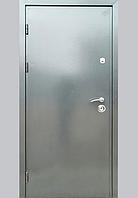 Двери уличные Антик серый аверс