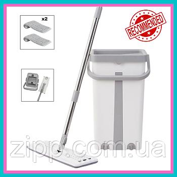 Швабра с отжимом Scratch Cleaning Mop Моющая для уборки и мытья пола