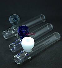 Трубка для курения стеклянная Apache M1