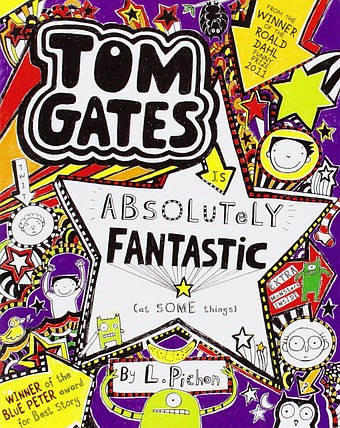 Tom Gates is Absolutely Fantastic (at Some Things), фото 2