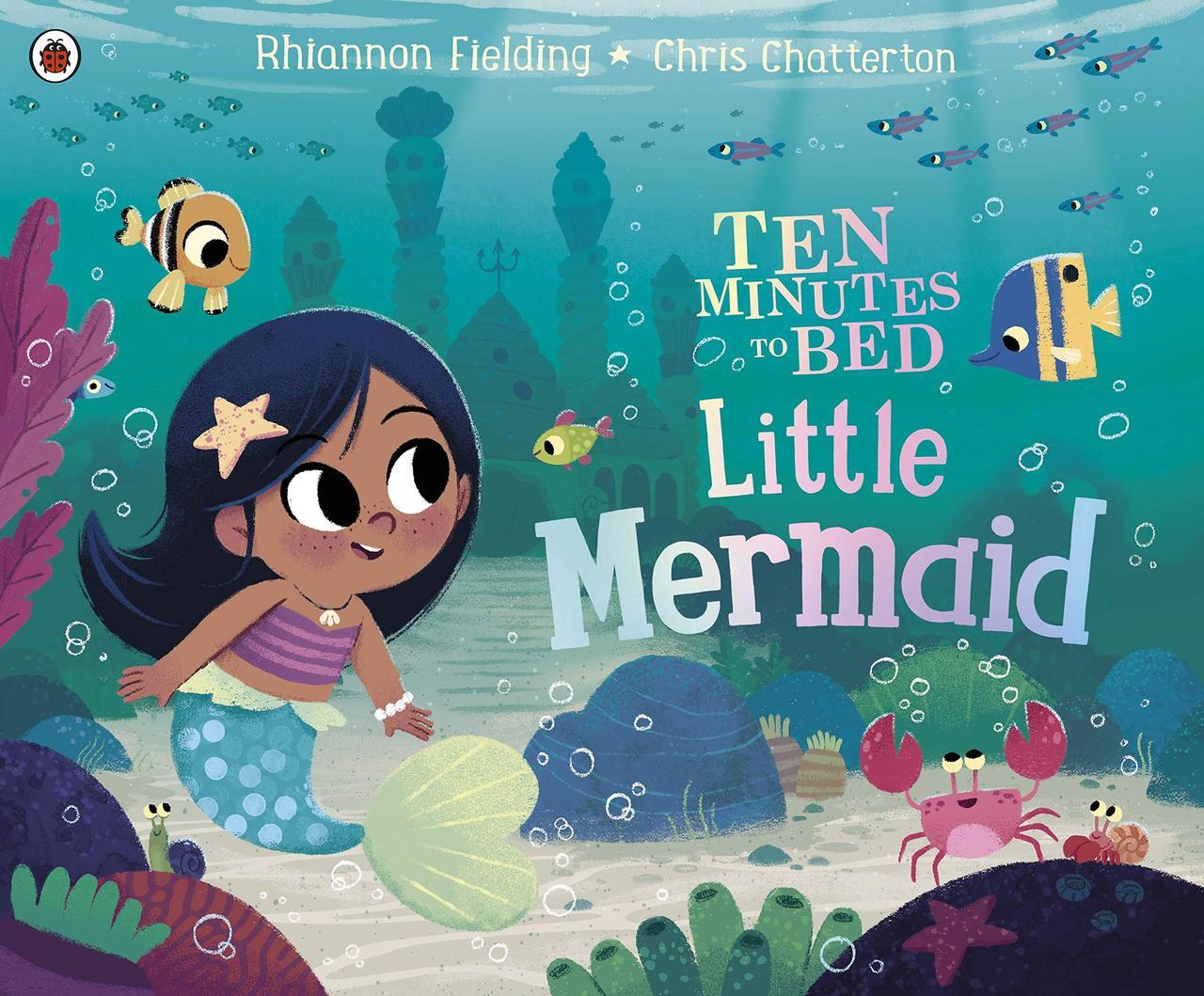 Ten Minutes to Bed. Little Mermaid