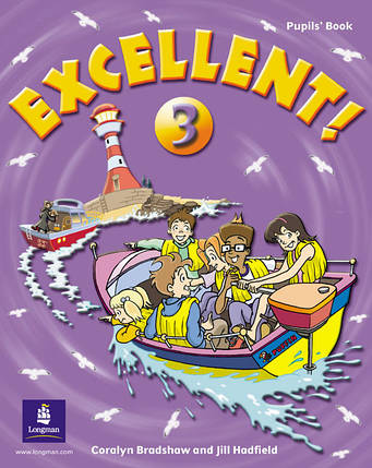 Excellent 3. Pupils' Book, фото 2