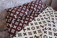 Комплект постельного белья Евро размера Louis Vuitton - компания