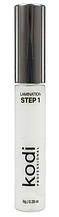 Лосьон для ламинирования ресниц №1, 8Г. Step 1