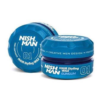 Помада для укладки волос Nishman Gum-Gum #01 150мл