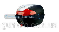 Кофр для мотоцикла (багажник) YM-0830 (V-30L) 41×40×32