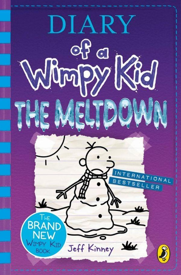 Diary of a Wimpy Kid. The Meltdown. Book 13