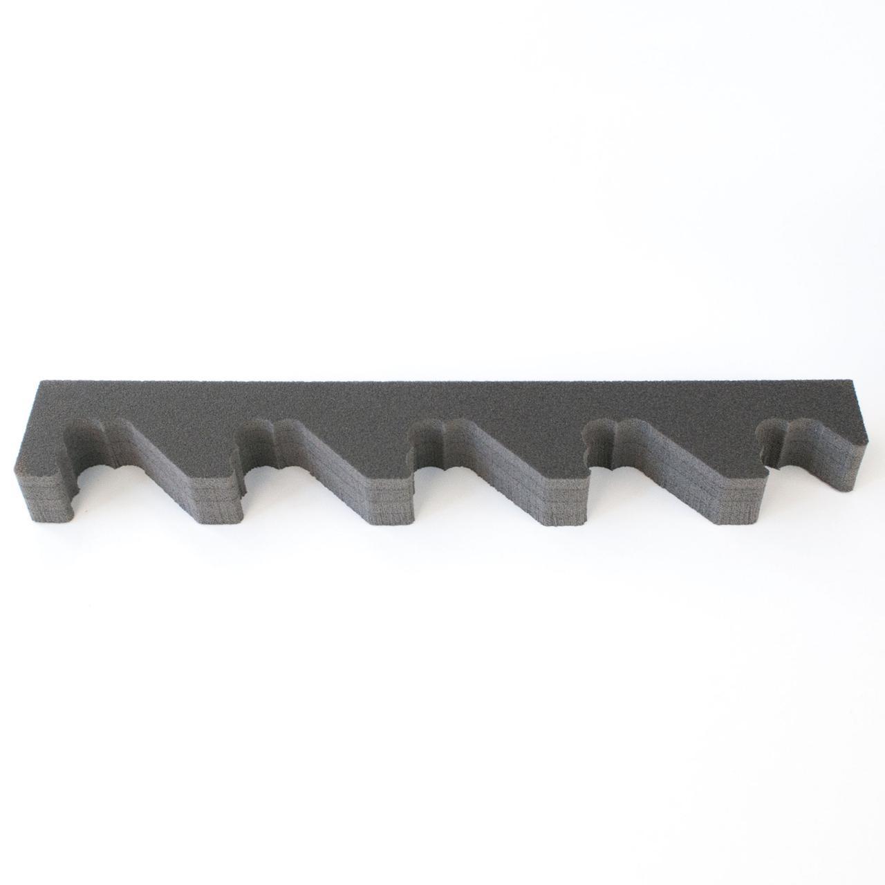 5UGL Тримач / Ложемент для 5 рушниць Тип UGL. Розташування під кутом (40/477/73)