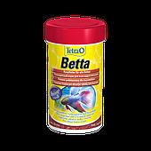 Корм для аквариумных рыб Tetra BETTA 100 мл хлопья для петушков и бойцовских рыб 198913
