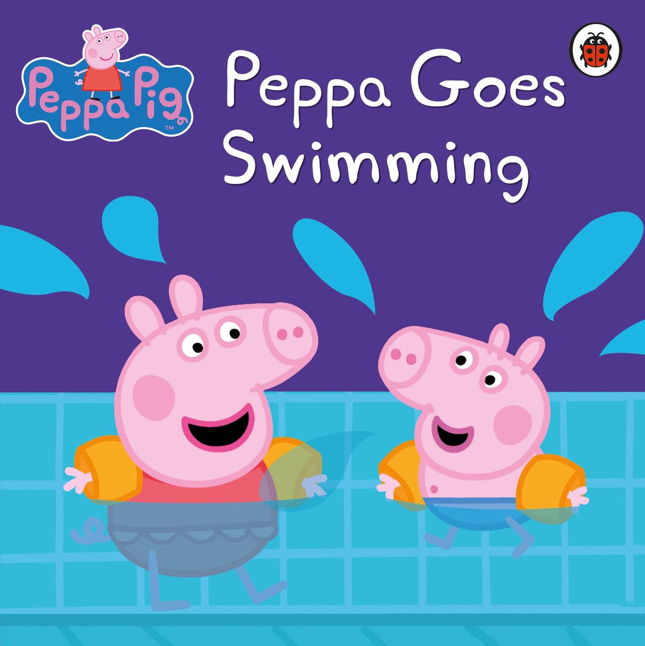 Peppa Pig. Peppa Goes Swimming