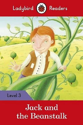 Jack and the Beanstalk. Ladybird Readers 3, фото 2