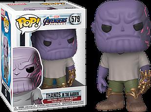 Фигурка Funko Pop Фанко Поп Мстители Финал Танос Avengers EndGame Thanos 10 см A T 579
