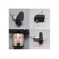 Мотор-редуктор 6-24В 32-130 RPM