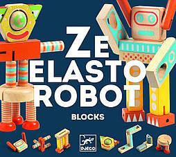 """DJECO Конструктор """"Ze Elastorobot"""",DJ06435"""