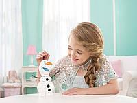 Подвижный снеговик Олаф Дисней оригинал Холодное сердце Disney Frozen Olaf Doll  24 см