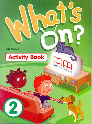 What's on 2. Activity Book, фото 2