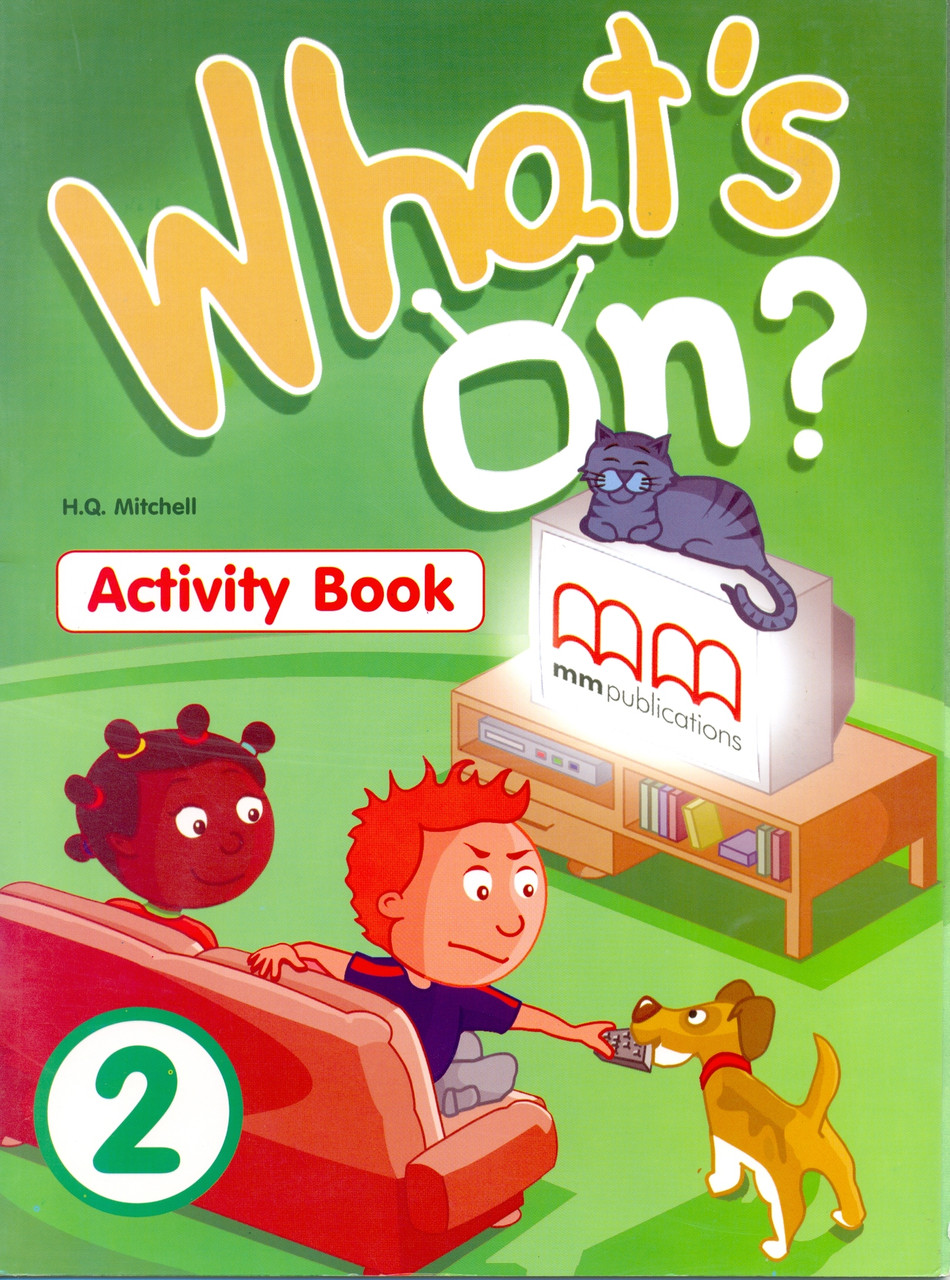 What's on 2. Activity Book