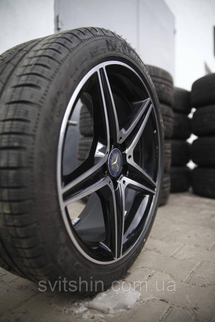 Диски різноширокі Mercedes W205 5/112 R18 7.5, 8.5 J ET33,49 AMG