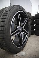 Диски різноширокі Mercedes W205 5/112 R18 7.5, 8.5 J ET33,49 AMG, фото 1