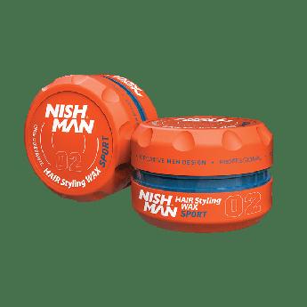 Помада для укладки волос Nishman Sport 02 150мл