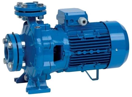 Промисловий відцентровий моноблочний насос Speroni CSM 32-160C