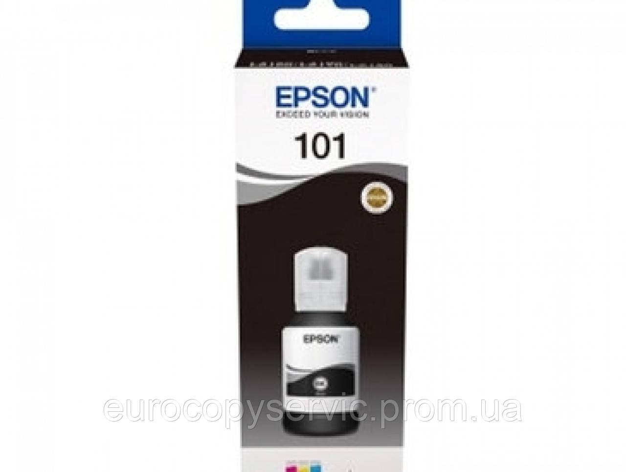 Контейнер з чорними чорнилами для Epson L4160 L4xxx/L6xxx Black