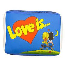 Подушка HMD Love is Блакитна (98-9710262)