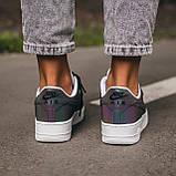 Женские кроссовки Nike Air Force low (chameleon) Реплика ААА, фото 7