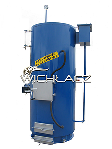 Парогенератор твердотопливный Wichlacz WP 500 кВт