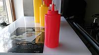 Контейнер пластиковый для соусу (червоний) PSB-12R