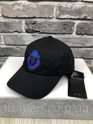 Кепка Billionaire   Черная кепка Биллионер мужская   Бейсболка с логотипом Биллионер