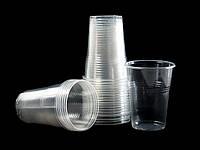 Пластиковый стакан 300 гр